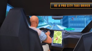 Taxi Driver Rush: Extreme City Pro Driving 1.0 Screen 3