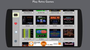 NES Emulator - Play retro games 2.2 Screen 1