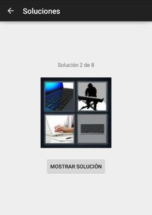 4 Fotos 1 Solución 3.2 Screen 12
