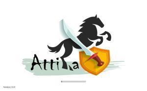 Android Attila, Scorched earth Screen 3