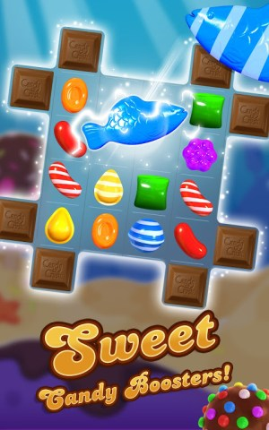 Candy Crush Saga 1.187.1.1 Screen 4