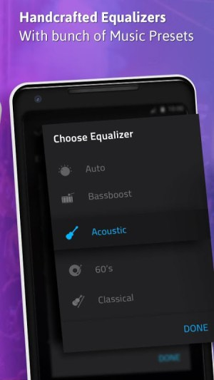 Boom: Music Player with 3D Surround Sound and EQ 1.1.1 Screen 3