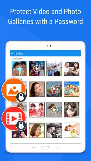 App Lock Fingerprint - Hide Apps, Hide Pictures 1.0.8 Screen 7