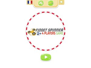 Hand Spinner : 4 players game 10 Screen 10