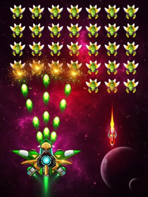 Space shooter - Galaxy attack - Galaxy shooter 1.407c Screen 7