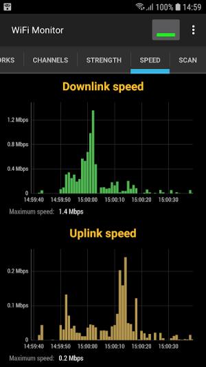 WiFi Monitor: analyzer of Wi-Fi networks 1.11 Screen 5