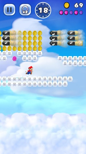 Super Mario Run 3.0.20 Screen 3