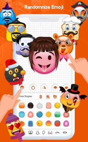 Android Emoji Keyboard - Emoji Maker, WASticker, Emoticons Screen 6