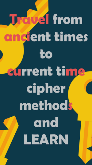 Cryptography (Collection of ciphers and hashes) 1.7.1 Screen 5