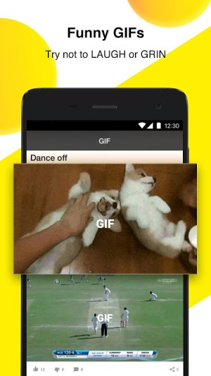 Android BuzzVideo: Viral Videos, Funny GIFs & TV shows Screen 4
