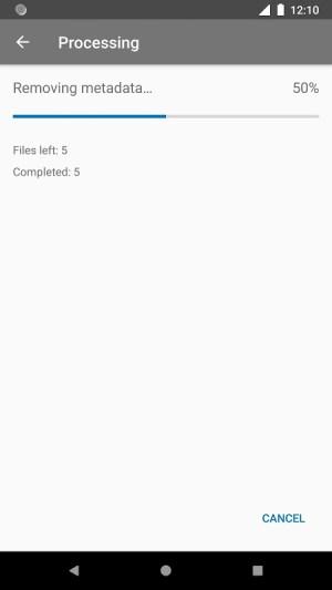 Photo Metadata Remover – Clear Exif Metadata 1.0.102 Screen 1