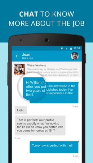 CornerJob - Job offers, Recruitment, Job Search 1.5 Screen 3