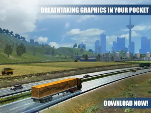 Android Truck Simulator PRO Europe Screen 9