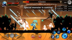 Stickman Legends: Shadow War Offline Fighting Game 2.4.37 Screen 1