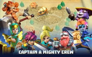 Wild Sky TD: Tower Defence in 3D Fantasy Kingdom 1.31.15 Screen 1