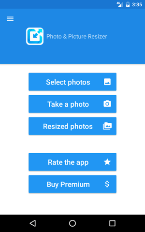 Photo & Picture Resizer: Resize, Batch, Crop 1.0.235 Screen 16