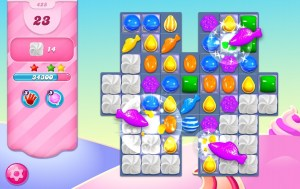 Android Candy Crush Saga Screen 17