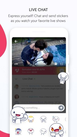 Vidio - Nonton Video, TV & Live Streaming Gratis 4.12.12-e9185e7 Screen 6