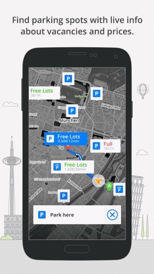 GPS Navigation & Maps Sygic 17.0.7 Screen 6