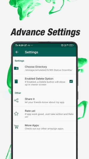 Android Status Saver - WhatsApp Status Downloader Pro Screen 4