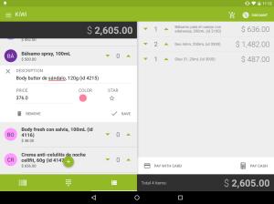 Android KiWi Screen 9