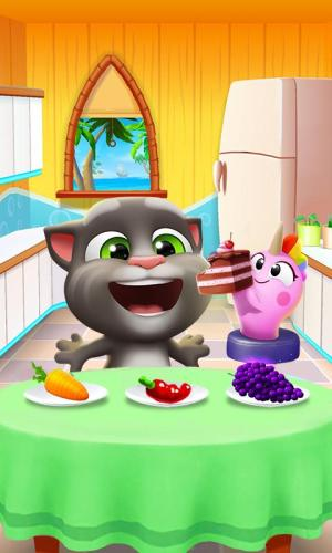 My Talking Tom 2 1.1.5.25 Screen 1
