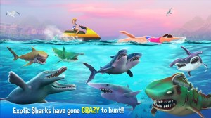 Android Double Head Shark Attack - Multiplayer Screen 8