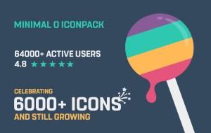 Minimal O - Icon Pack 3.1 Screen 13