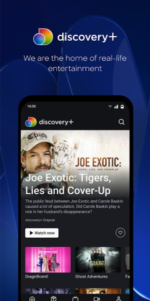 discovery+ 2.1.0 Screen 13