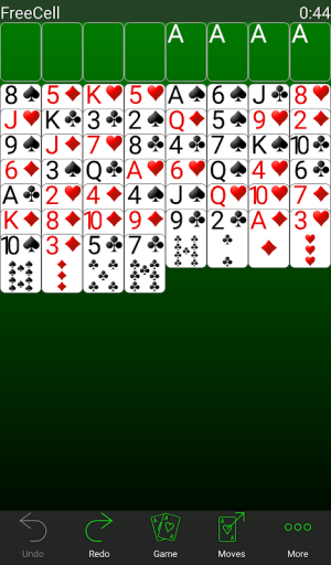 250+ Solitaire Collection 4.12.1 Screen 6
