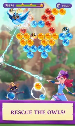Bubble Witch 3 Saga 6.3.5 Screen 6
