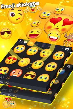 Redraw Keyboard Emoji & Themes 2.8.4c Screen 1