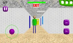 Android Baldi's Basics Math game in Education and learning 1.4 Screen 1