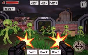 Android Stickman Zombie Survival 3D Screen 3