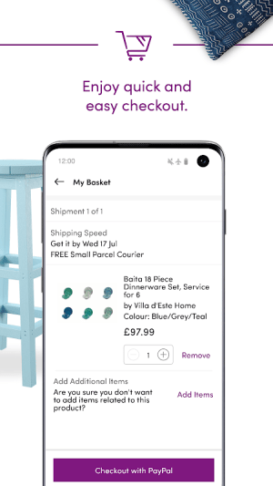 Wayfair – Furniture, Décor and More 5.62.2 Screen 13