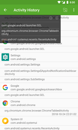 Dev Tools(Android Developer Tools) 4.0.1 Screen 2