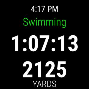 Swim.com Swim Workouts, Tracking, Log & Analysis 2.3.10 Screen 5