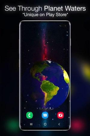 🌍 Earth Live Wallpaper 🌍 1.37 Screen 10