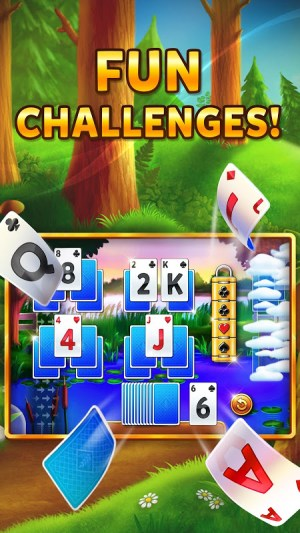 Solitaire - Grand Harvest - Tripeaks 1.55.2 Screen 4
