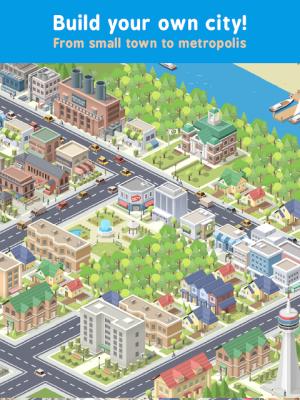 Pocket City 1.1.134 Screen 4