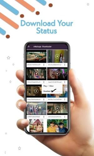 Status Saver-Video Download For Instagram,Facebook 1.1.0 Screen 5