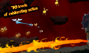 Rayman Jungle Run 2.4.3 Screen 2