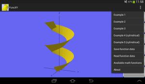 FuncXY 2.23 Screen 3