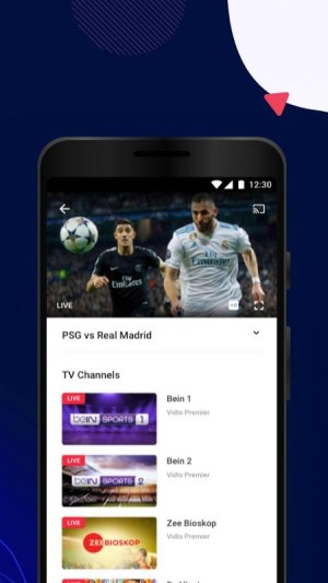 Vidio - Nonton Video, TV & Live Streaming Gratis 4.15.18-d37a3c9 Screen 4