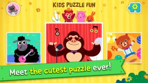 PINKFONG Kids Puzzle Fun 9 Screen 9