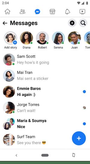 Facebook Lite 262.0.0.6.119 Screen 3