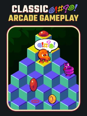 Q*bert 1.3.4 Screen 8