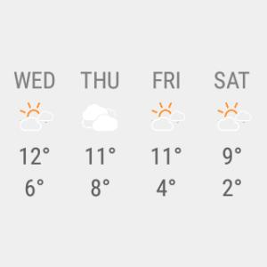 Transparent clock weather Pro 0.99.02.39 Screen 21