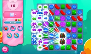 Android Candy Crush Saga Screen 21
