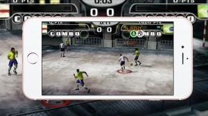 Free Fifa Street 2 1.0.3 Screen 1